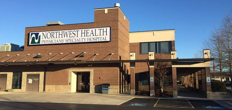 Northwest Health Physicians Specialty Hospital