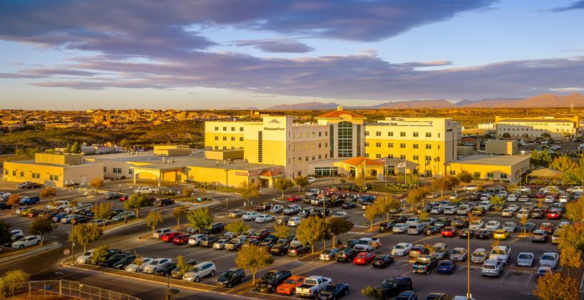 MountainView Regional Medical Center