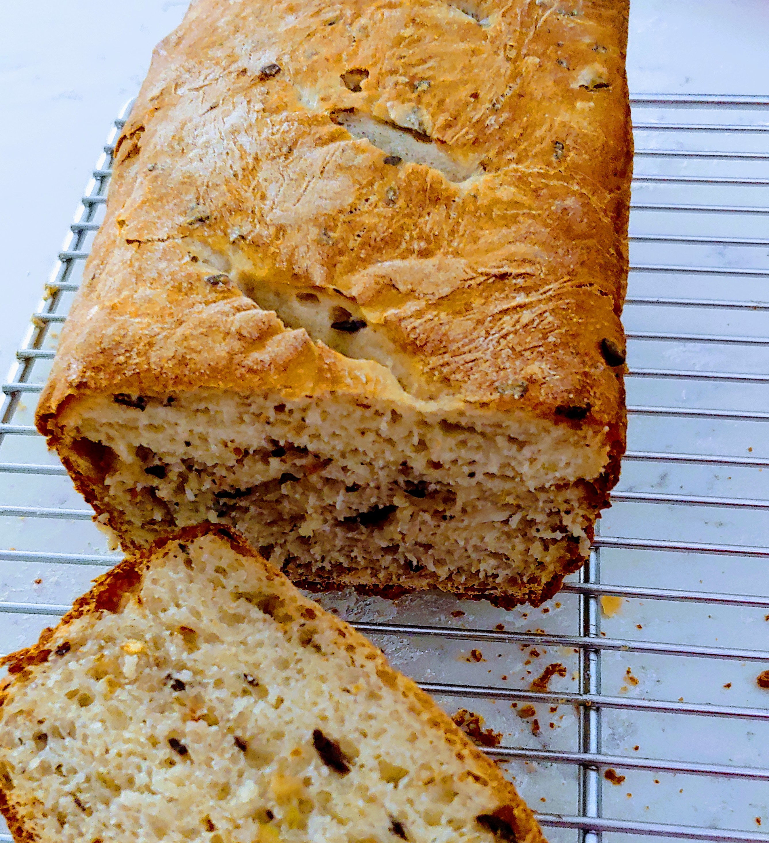 Spicy Olive Bread