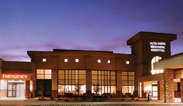 Alta Vista Regional Hospital